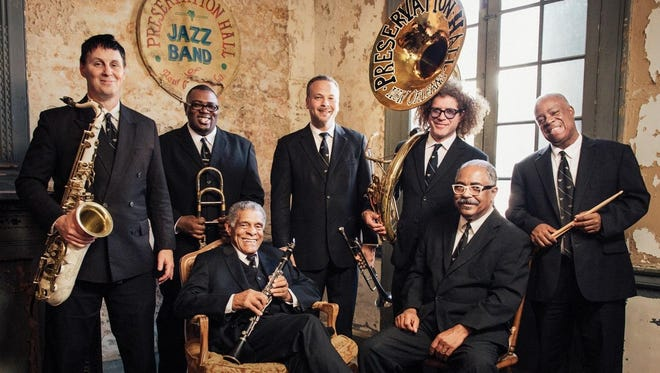 The Preservation Hall Jazz Band will team up with Irma Thomas at Binghamton University on Nov. 2.