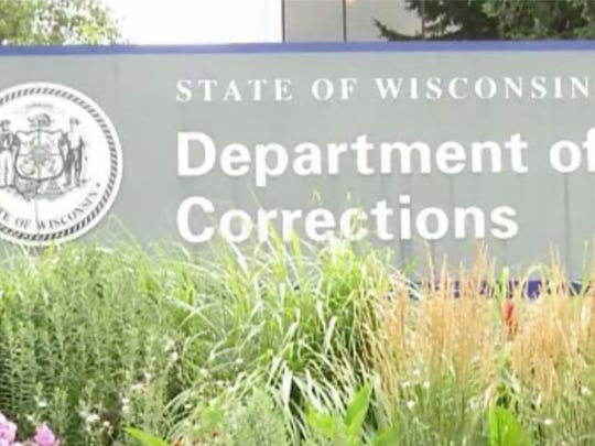Wisconsin Department of Corrections.