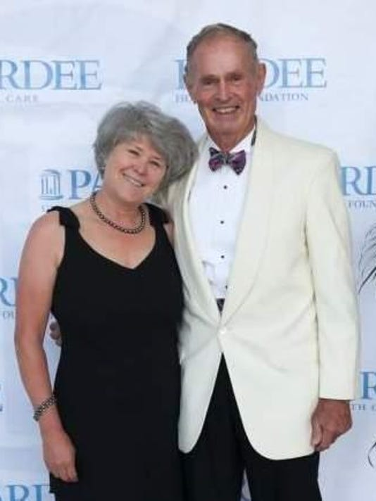 Dot and William Moyer
