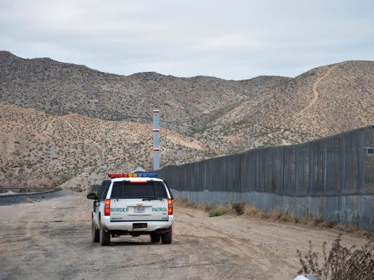 Child Dead Border Patrol