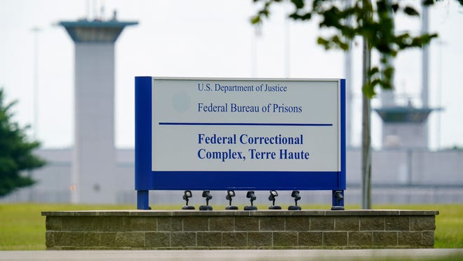 Lisa Montgomery is scheduled to be executed by lethal injection on Dec. 8 at the Federal Correctional Complex in Terre Haute, Ind.