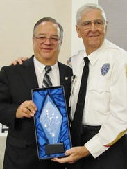EMS Council of New Jersey President Joseph G. Walsh,