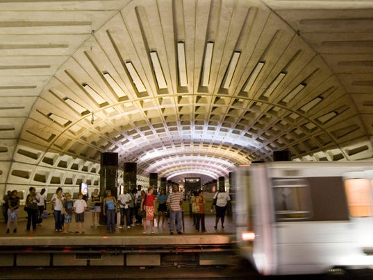 BLM WASHINGTON METRO A FIN USA DC