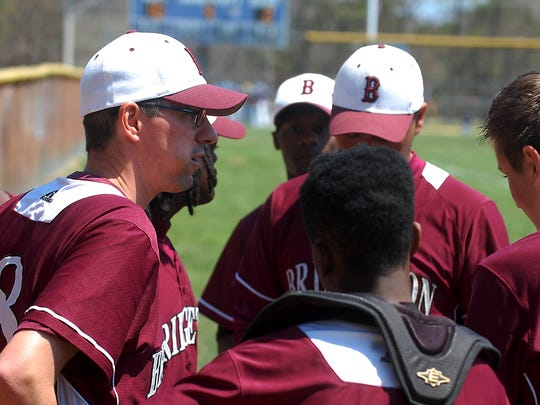 Bridgeton coach Mike Valella has always brought a positive and upbeat mentality to the diamond.