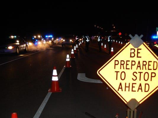 Police plan DUI patrols, roadblock