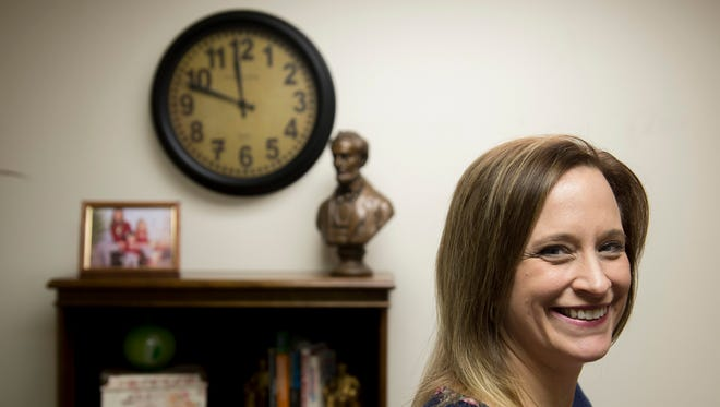 Teresa McKeethen, Vice President Human Resources & Operations at Evansville Goodwill Industries, has gotten her life back after a 2007 drug arrest. McKeethen, an attorney, has been cleared to practice law again.