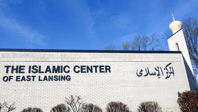The Islamic Center in East Lansing.