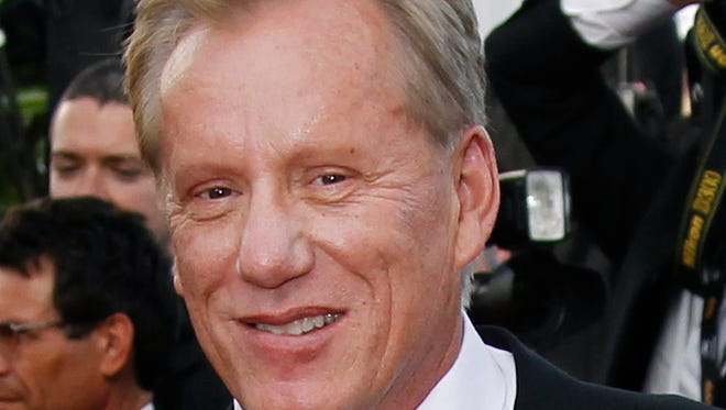 James Woods says that no, he's not actually retiring from acting.