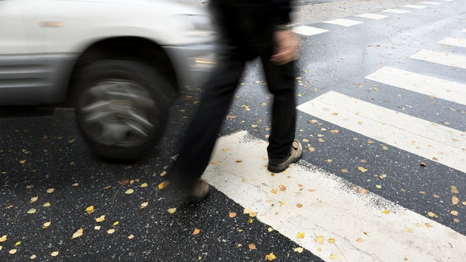 Wausau area drivers need reminding to yield to pedestrians.
