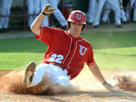Austin Orr and the USJ baseball team, led by first-year