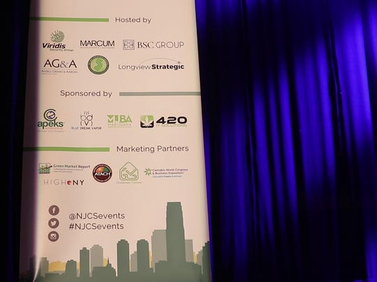 Hundreds of hopeful entrepreneurs gather at NJPAC for the New Jersey Cannabis Symposium. The event was held to provide knowledge and action steps needed in order to compete in New Jersey's adult use cannabis market. Newark, NJThursday, January 25, 2018@dhoodhood