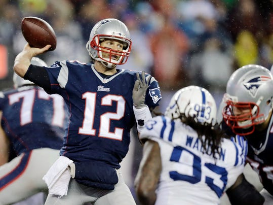 Patriots Deflated Footballs