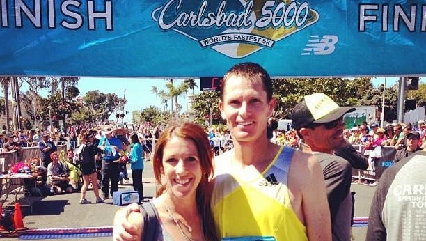 Stephanie Rothstein Bruce was 15th at the 2013 Boston Marathon but will sit out Boston this year because she and husband Ben Bruce are expecting their first child in June. The Bruces live and train in Flagstaff.