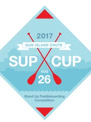 The Gun Island Cute SUP CUP is a standup paddle boarding competition that takes place after the dragon boat races Saturday in Montgomery.