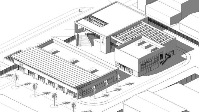 The Fillmore Unified School District is working to bring a new career technical education facility to the high school.