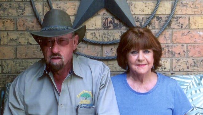 Larry and Mona Rumsey of San Angelo.