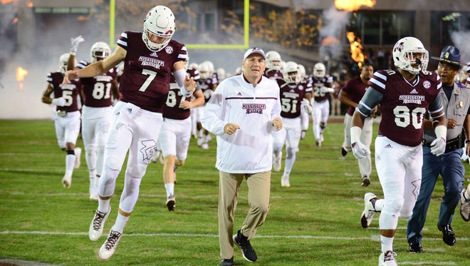 The Clarion-Ledger's Michael Bonner discuss all things Mississippi State at noon in an interactive live chat with fans.