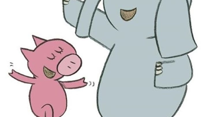 Win tickets to see 'Elephant & Piggie' play