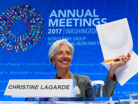 International Monetary Fund (IMF) Managing Director