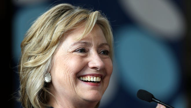 Former secretary of State Hillary Rodham Clinton is not in a hurry about the 2016 presidential election.