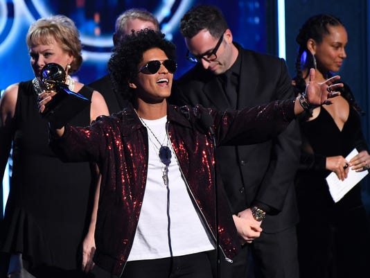 Entertainment: 60th Annual Grammy Awards