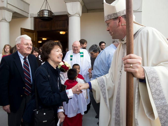 New bishop for episcopal diocese of east tennessee m4hsunfo
