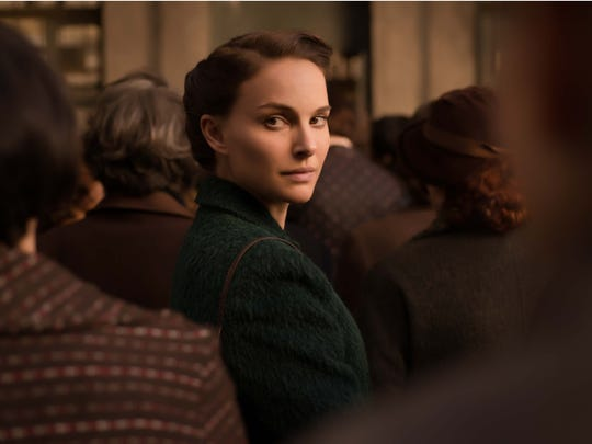"""Natalie Portman stars as Fania in """"A Tale of Love and"""
