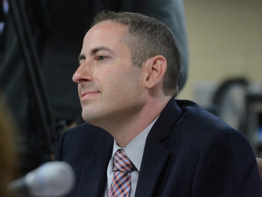 Kenneth Zeff, Fulton County, Ga., Schools interim superintendent