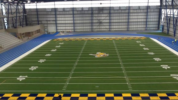 SDSU on Saturday will open the Sanford-Jackrabbit Athletic Complex.