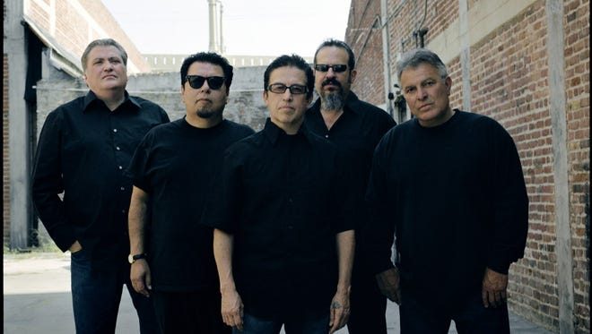 Los Lobos open the Artown festival at 7:30 p.m. July 1 in Wingfield Park, 2 S. Arlington Ave. The show is free.