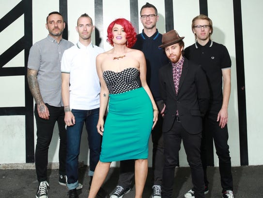 Save Ferris will perform July 20 at Klipsch Music Center.