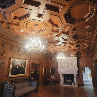 This mansion once housed Louisville's most affluent family. Now, it's home to history