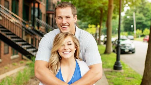 Olympic gymnast Shawn Johnson had her first meeting