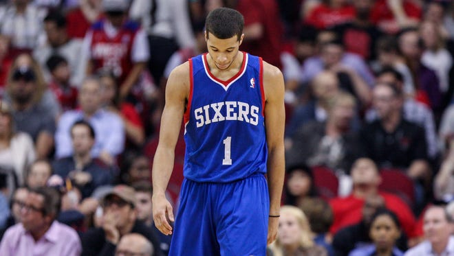 After falling to the Houston Rockets, the Philadelphia 76ers tied an NBA-record 26-game losing streak.