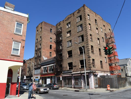 Academy Street re-development