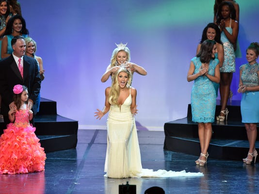 TCL Miss Mississippi Pageant Crowning