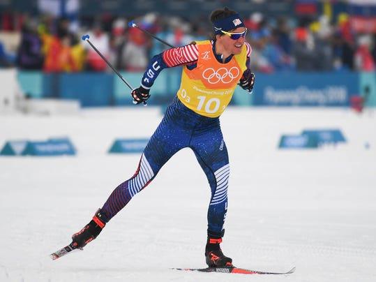 Olympics: Cross Country Skiing-Mens 4 x 10km Relay