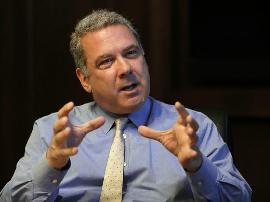 Yonkers Mayor Mike Spano Budget