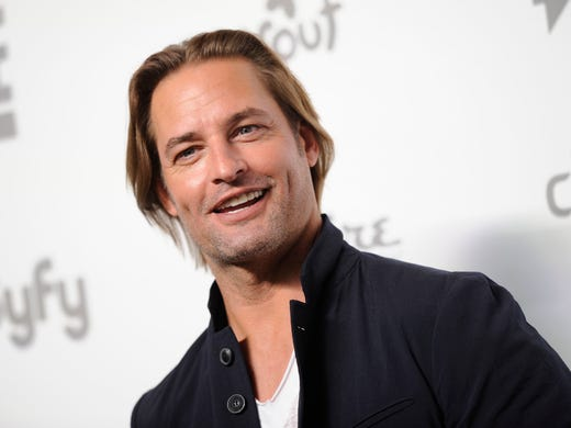 Coffee fan? 'Lost' actor Josh Holloway's daughter is