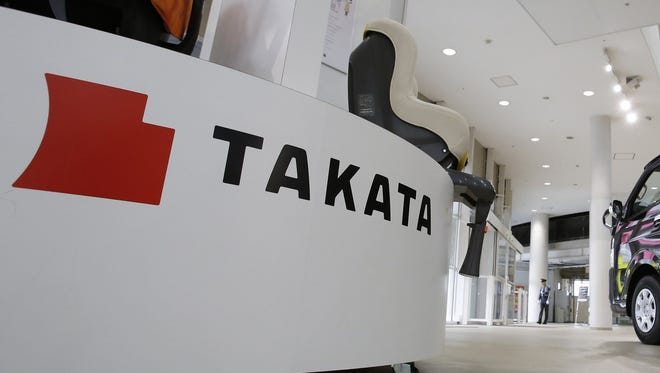 Another driver has died in a crash that involved an exploding Takata air bag inflator.