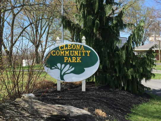 Cleona Community Park will have a special Painting