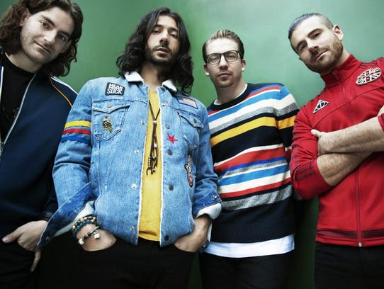 The Canadian pop-rock band Magic! is best known for
