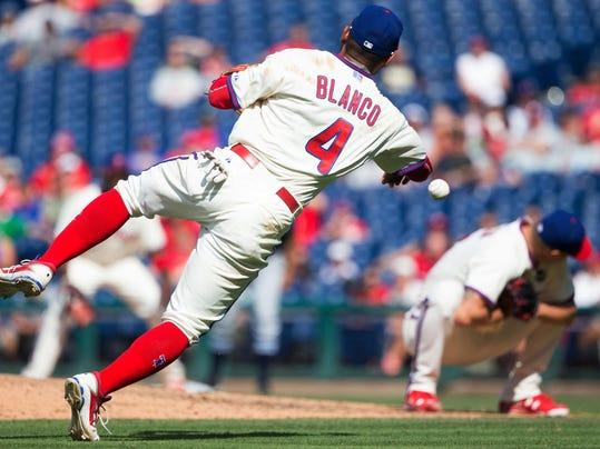 MLB: Tampa Bay Rays at Philadelphia Phillies