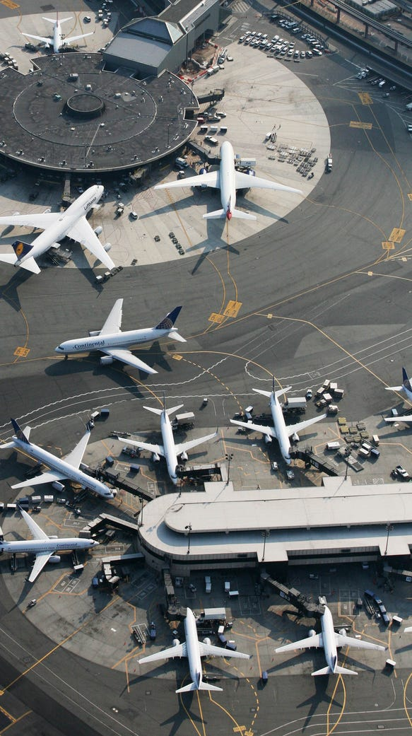 This file photo from  Aug. 29, 2007, shows passenger