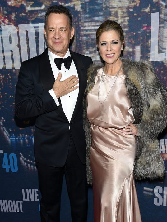 photo Rita Wilson on Life After Breast Cancer