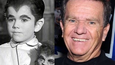 """Butch Patrick played Eddie Munster in the 1960s television show """"The Munsters."""""""