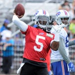 Rex Ryan: NFL will soon learn Tyrod Taylor is a 'special talent'