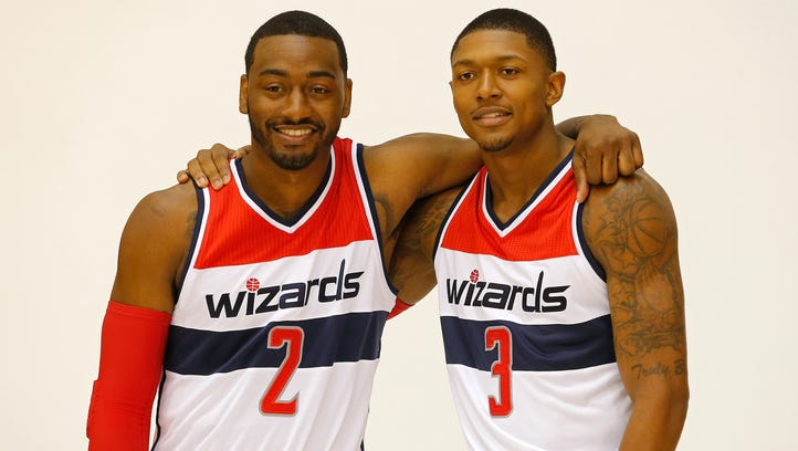 Beal, Wall say they're competitive and good with each other