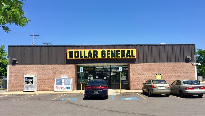 "The corporate office says this Dollar General at 2450 Central is temporarily closed for ""store standards.''"