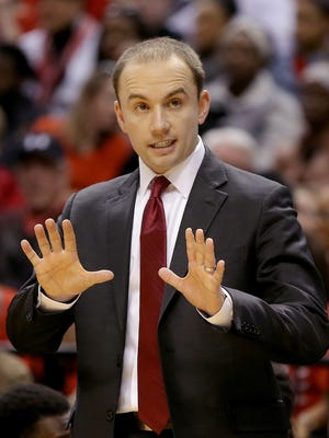 Former Park Tudor basketball coach Kyle Cox, 31, resigned unexpectedly and abruptly in mid-December.
